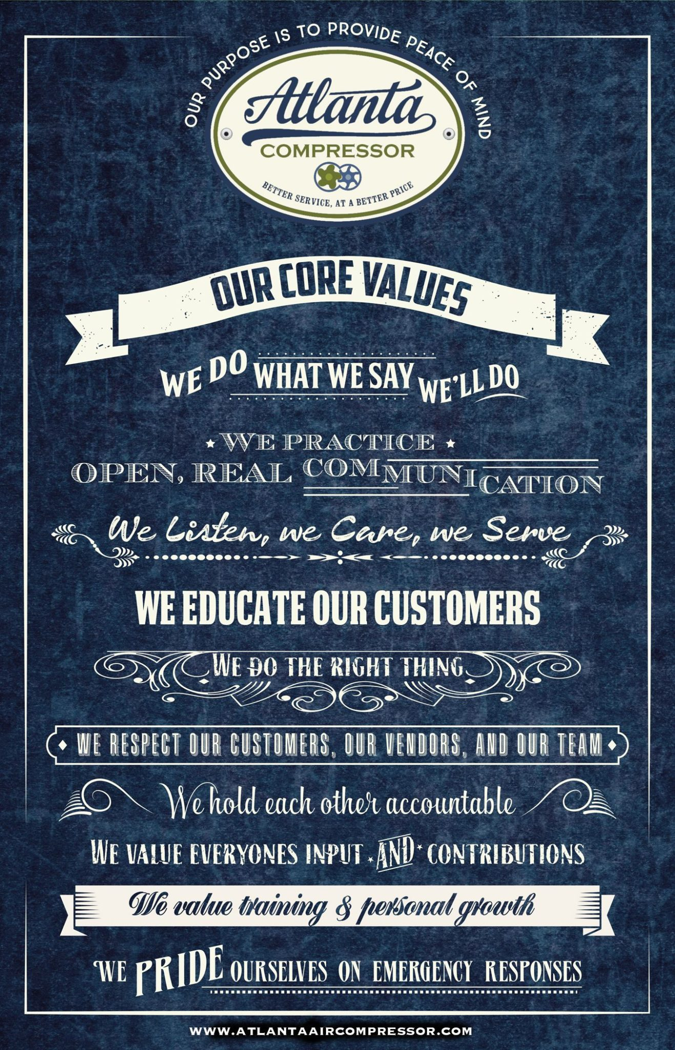 Atlanta-Air-Comp-Core-Values-poster-3-compressor