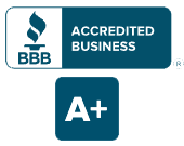 A+ Rating from Better Business Bureau for Atlanta Metro Area