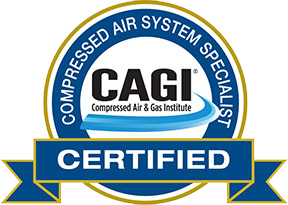 Compressed Air and Gas Certified Technicians Serving Atlanta and all of Georgia